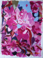 Cherry blossom with edges 2014