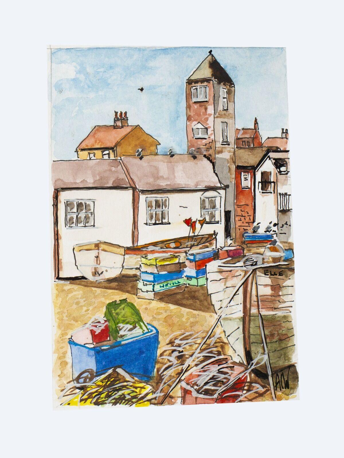 Aldeburgh Fishing