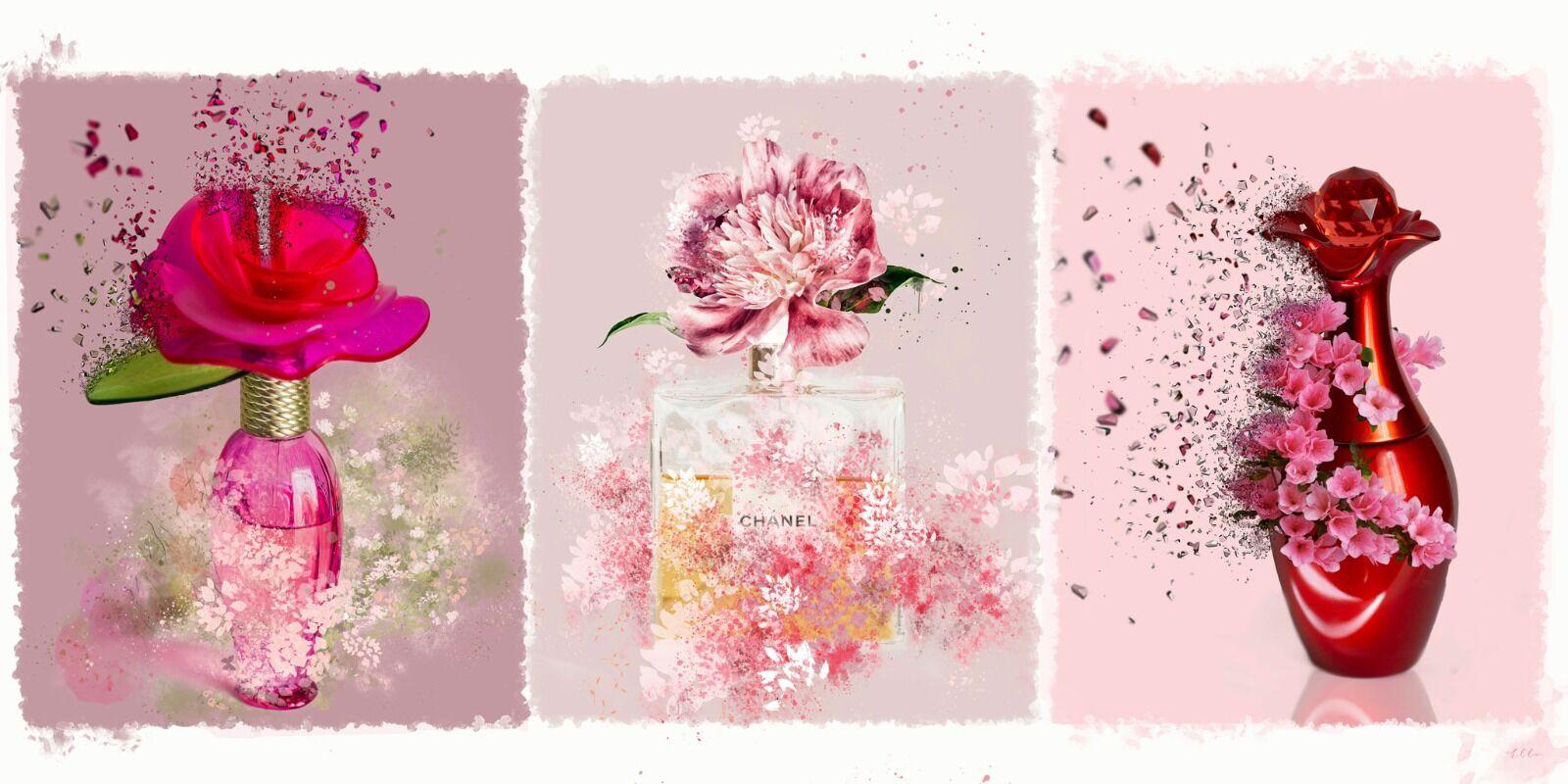 Fragrance - Mixed art effect