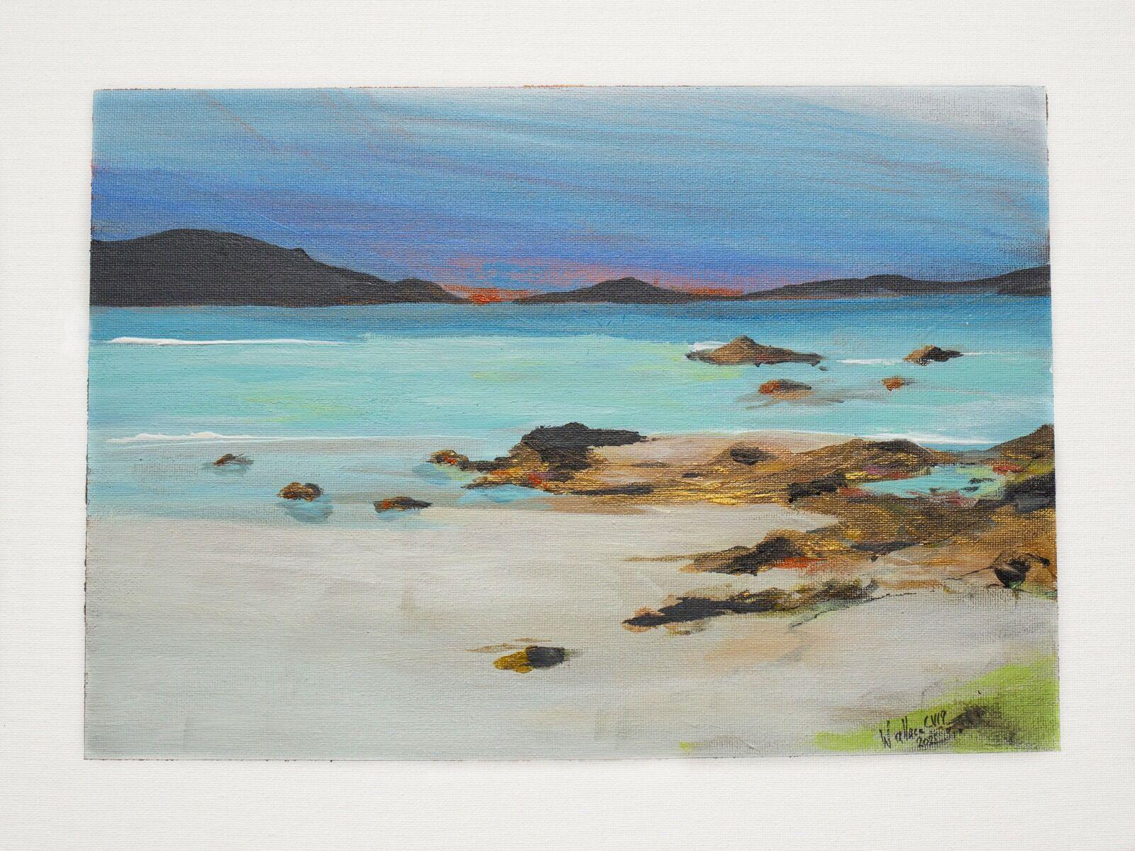 Seascape - Barra Scotland