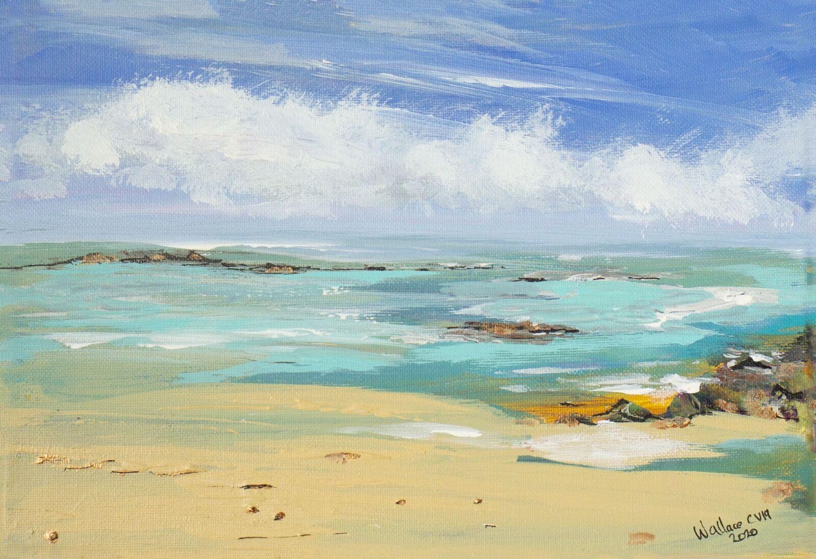 The Ocean - Barra Scotland