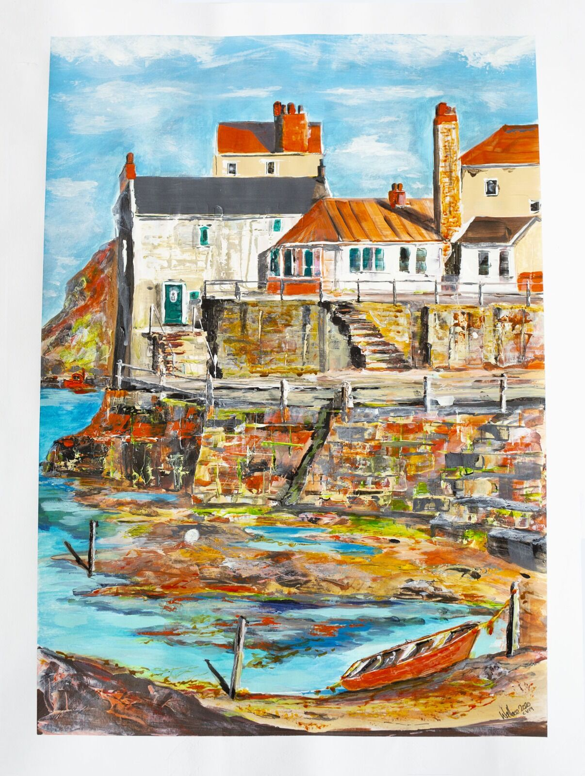 The Harbour-Staithe