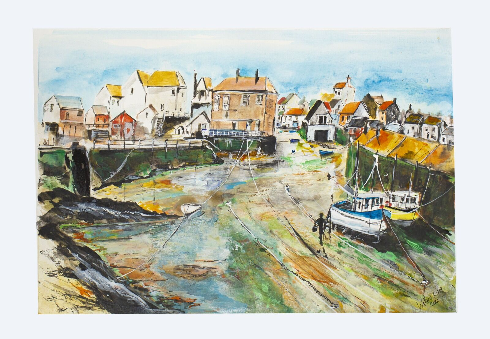 Tides Out - Port Isaac