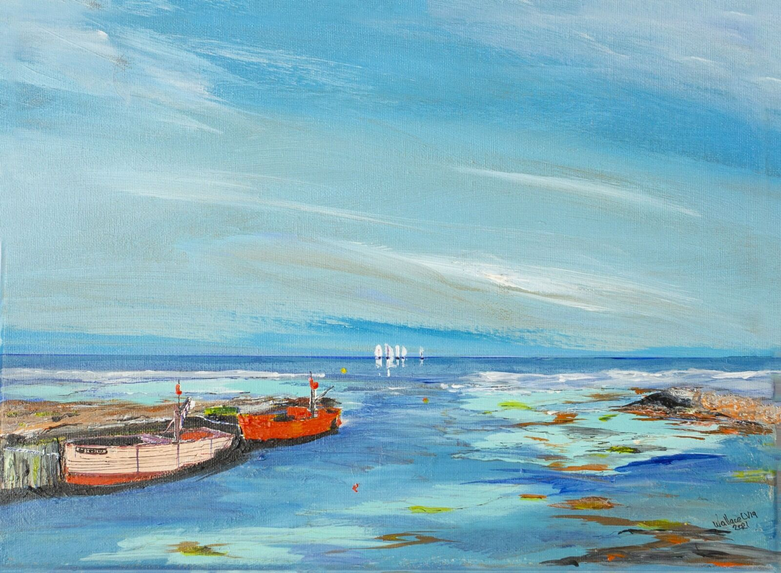 Safe harbour - Outer Hebrides