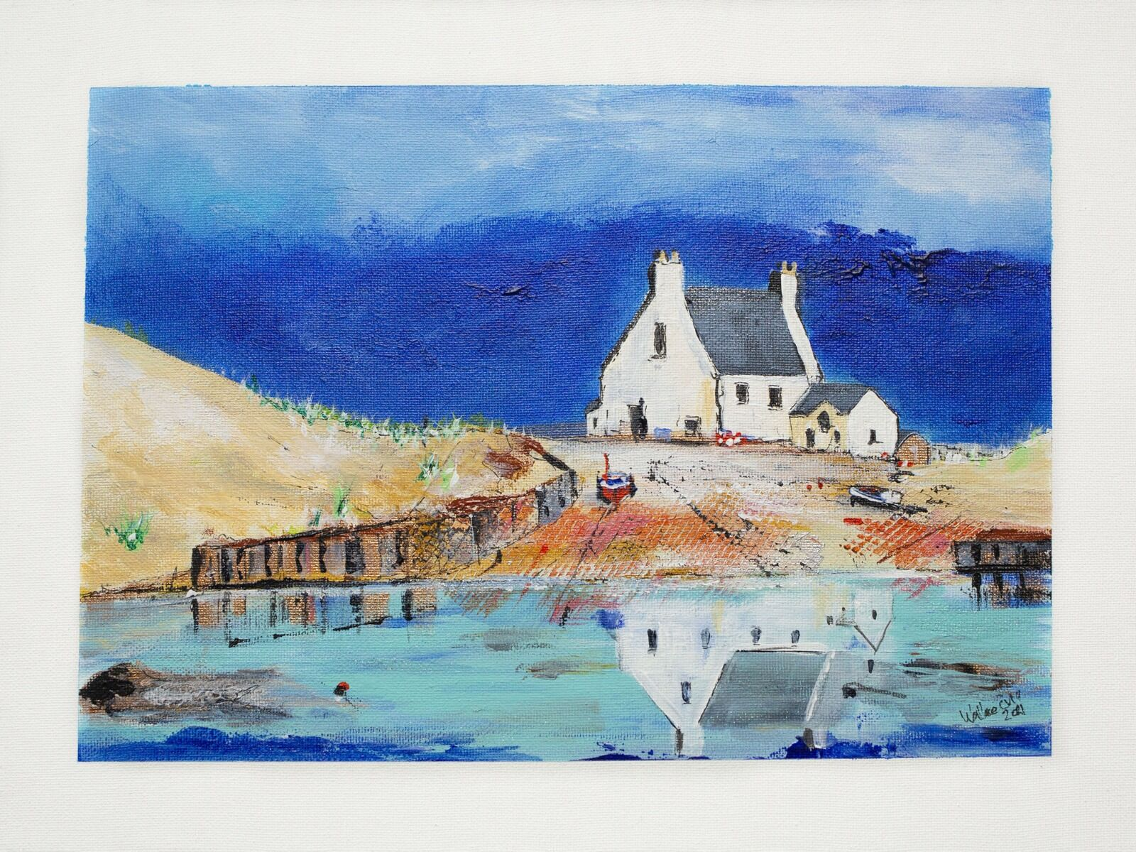 Hill House - Outer Hebrides