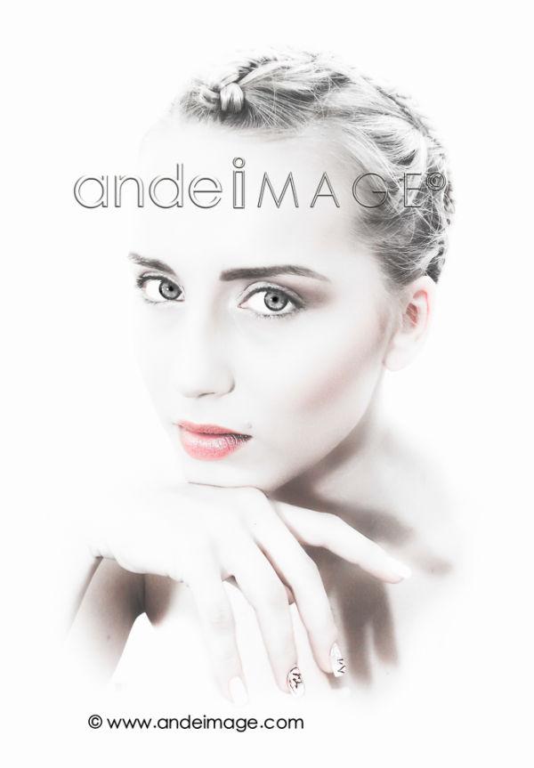 Model makeover : Lana