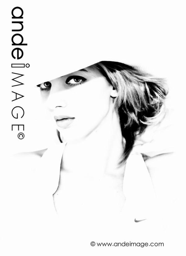 Nicoleta Biciianu Model Vogue Look
