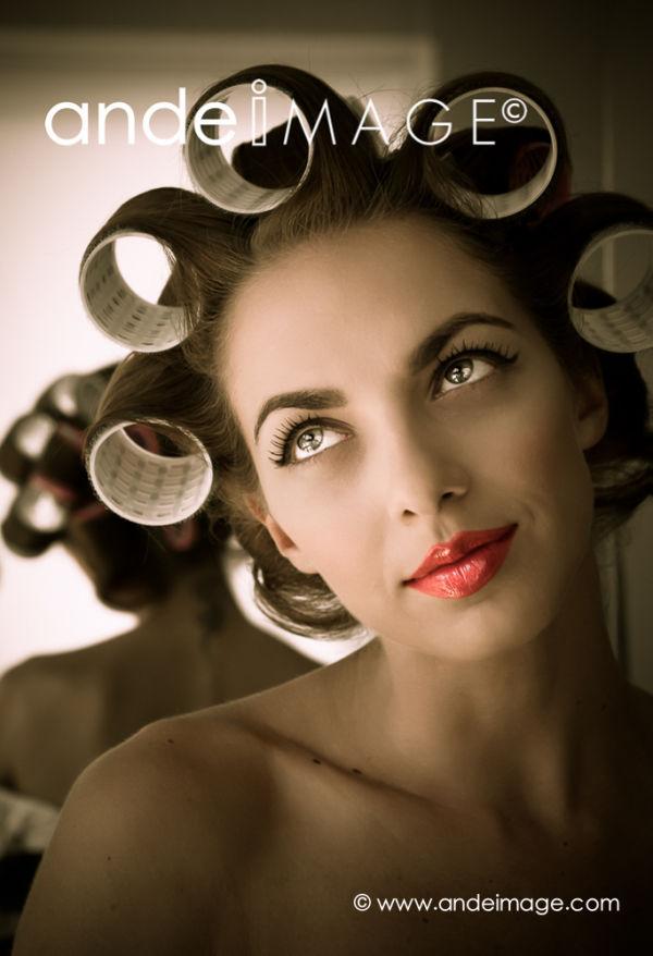 hair fashion curlers