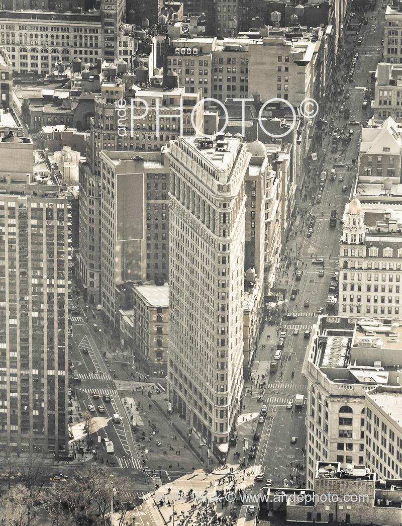 Flatiron Building USA
