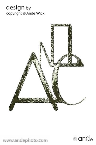 Ande Wick original Logo