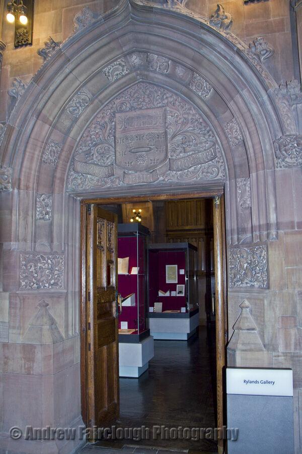 Side Gallery (Rylands Gallery) - John Rylands Library