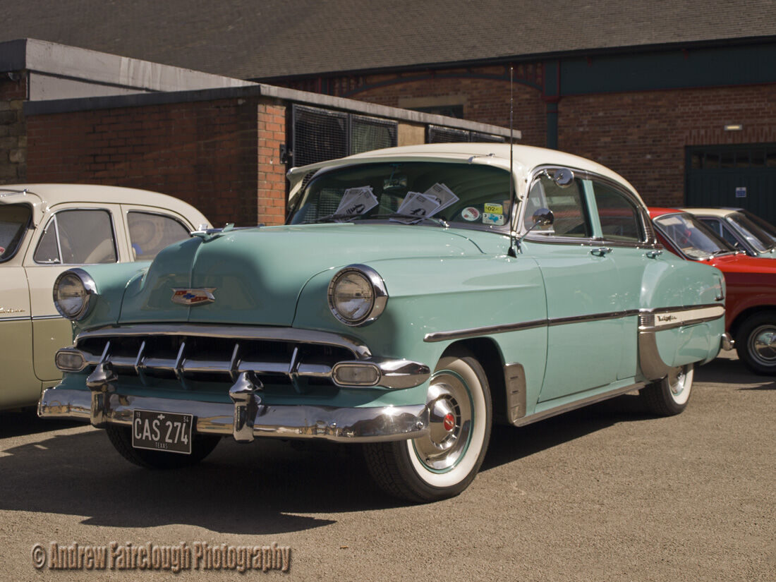 Chevrolet 210 (1953/54)