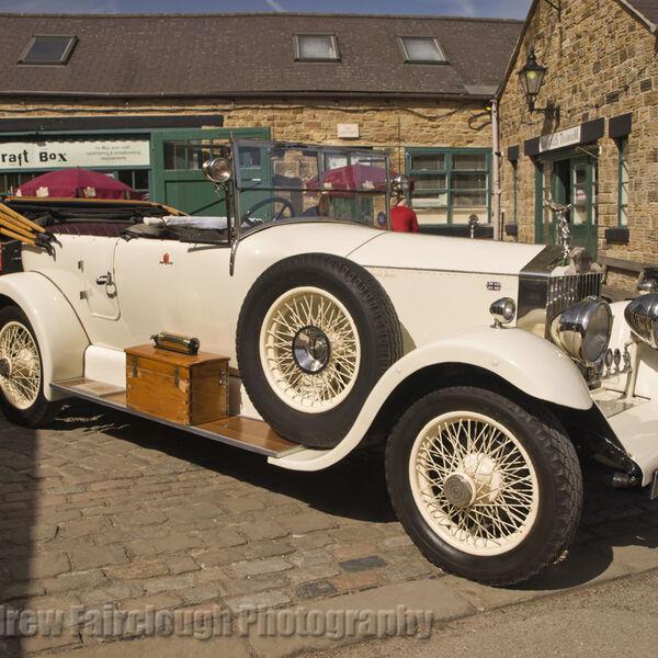 Rolls-Royce 20hp Barker Tourer (1928) - RU 9269