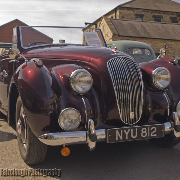 Lagonda 2.6 litre Drop Head Coupe (1953)