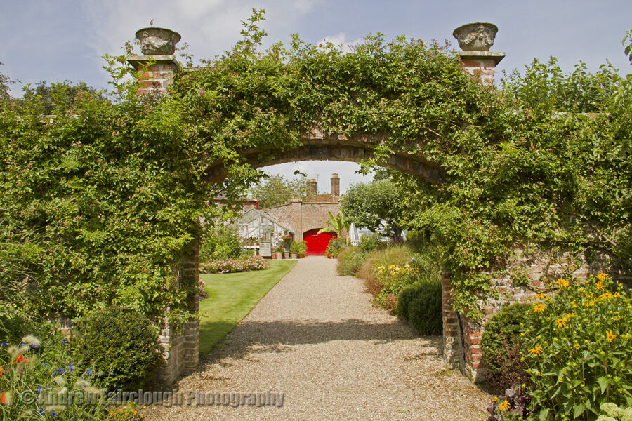 Walled Gardens at Sledmere House