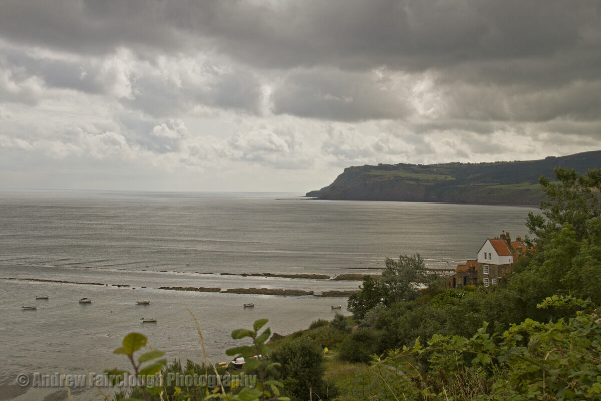 Robin Hood's Bay - North Yorkshire