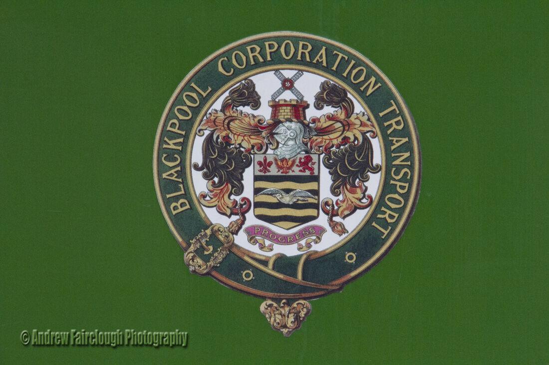 Blackpool Corporation Transport Badge
