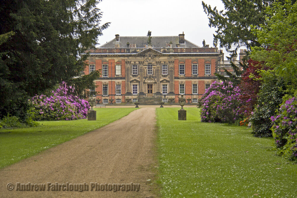 West Front or Garden Front - Wentworth Woodhouse