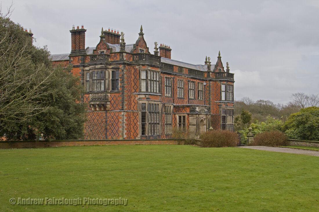 Arley Hall, Arley, Northwich, Cheshire
