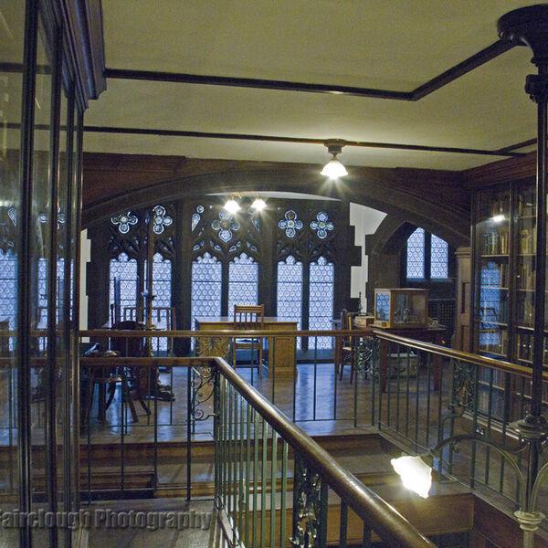 Upper Gallery - John Rylands Library