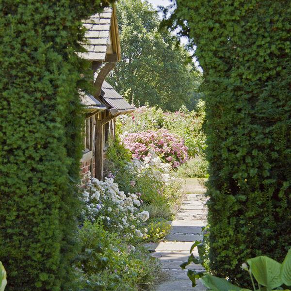 The Rose Garden & Tea House