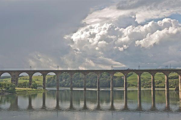 Berwick Royal Border Bridge