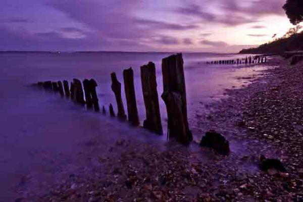 Calshot Beach
