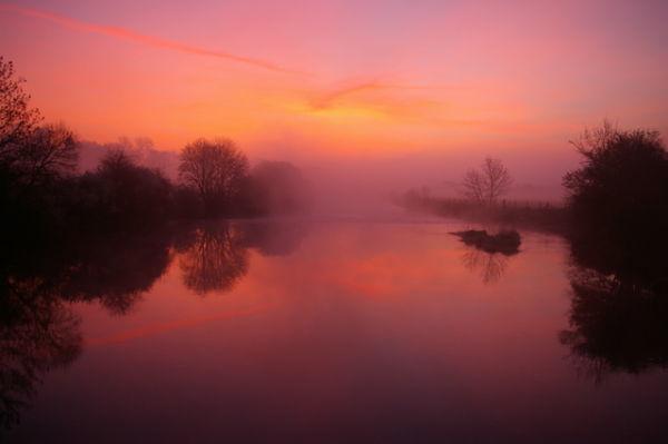 Dawn at Eyebridge
