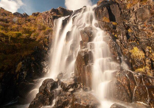 Glyder Fach Waterfall