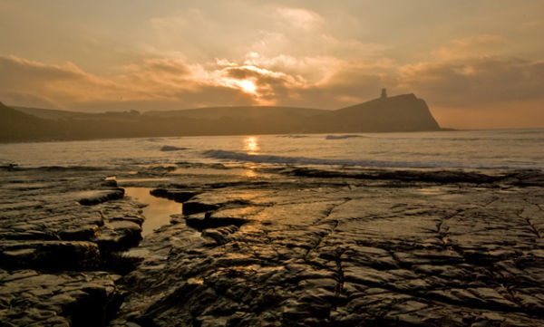 Dawn at Kimmeridge