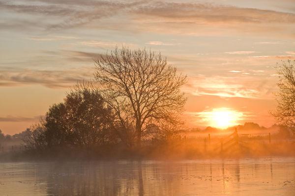 River Stour Sunrise