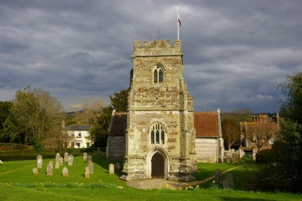 Witchampton Church