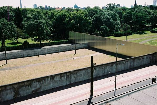 Berlin wall - No Man's Land