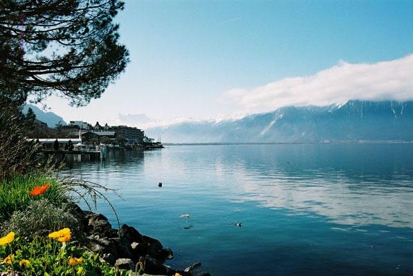 Lac Léman - SWTZ4