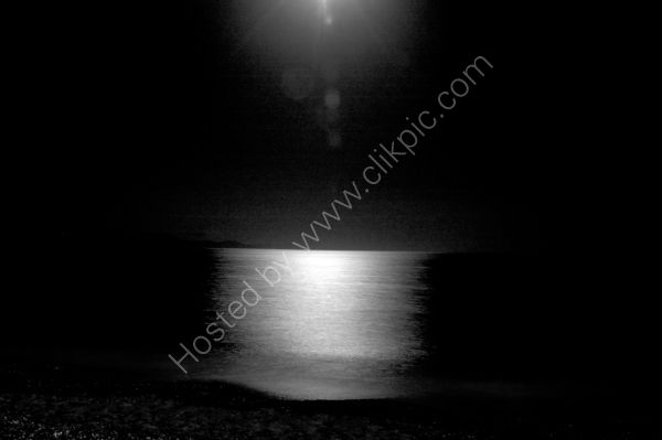 Dorset Moonlight beach