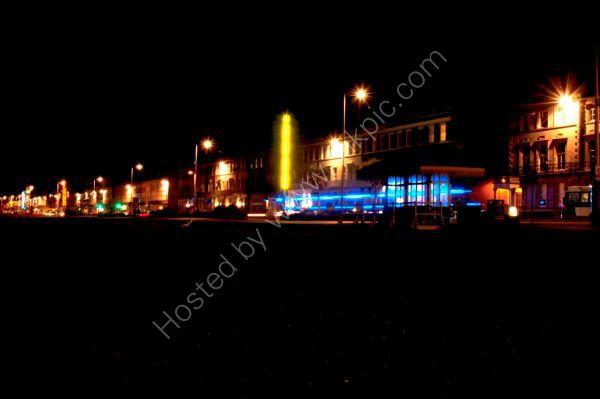 Dorset Sea front Lights