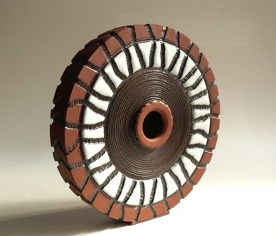 Wheel Form - Height: approx 25.5 cm