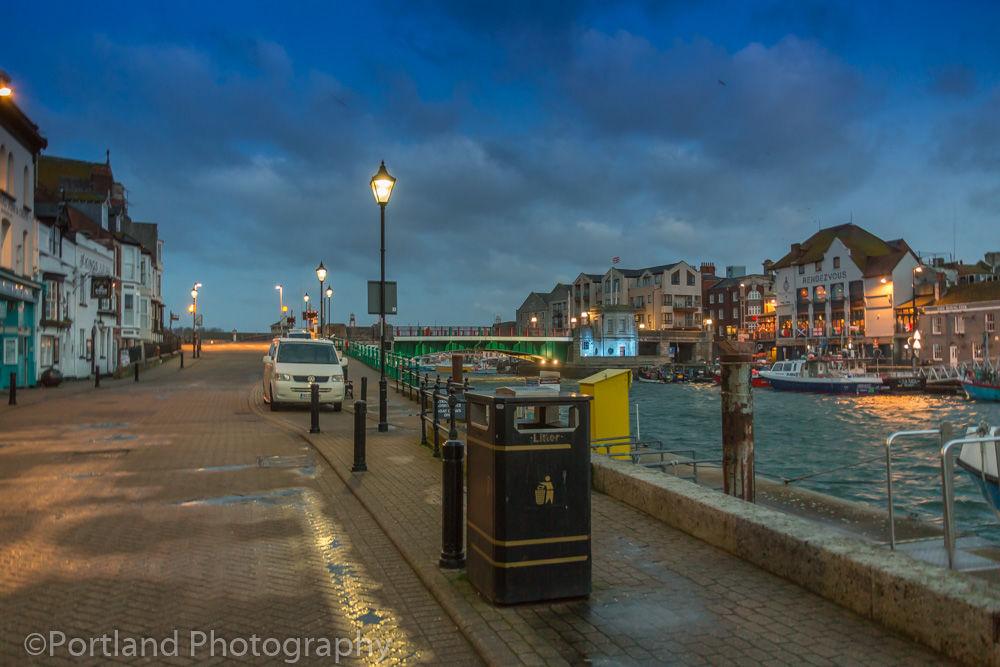 Early Morning @ Weymouth Town Bridge