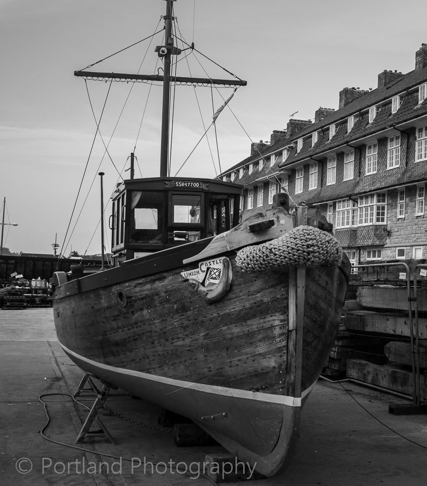West  Bay Boat