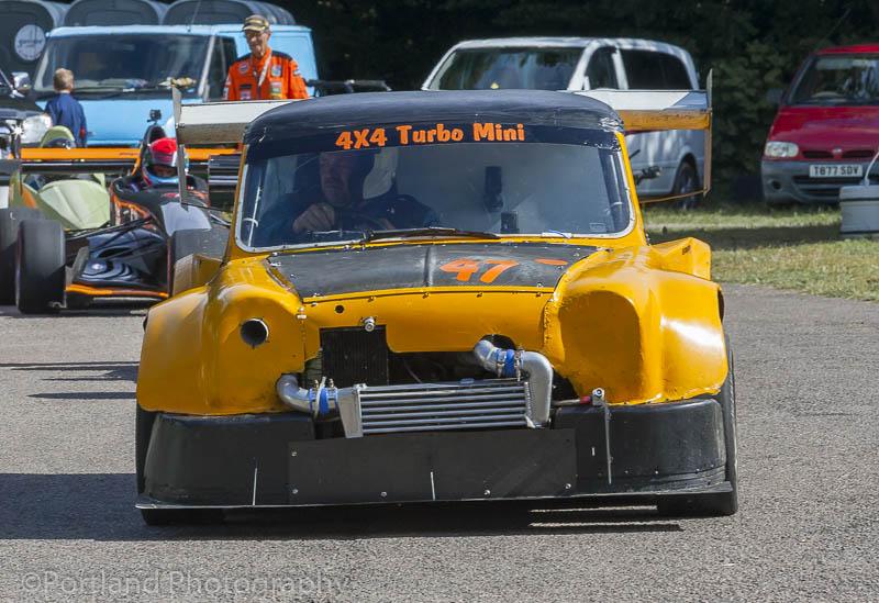 Morris Mini Evo