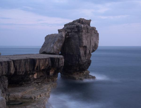 Moody Pulpit Rock