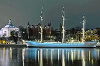 River Norrstrom, Stockholm