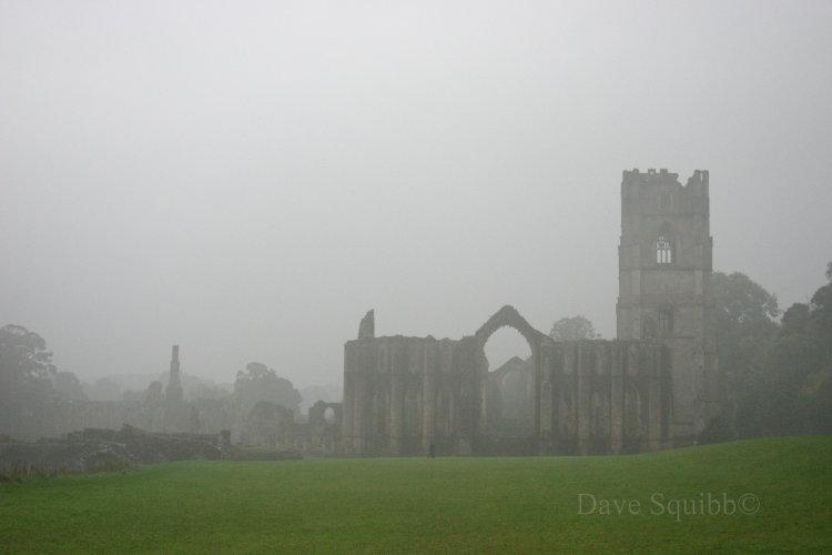 Misty Fountains