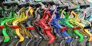 Psychadelic bikes