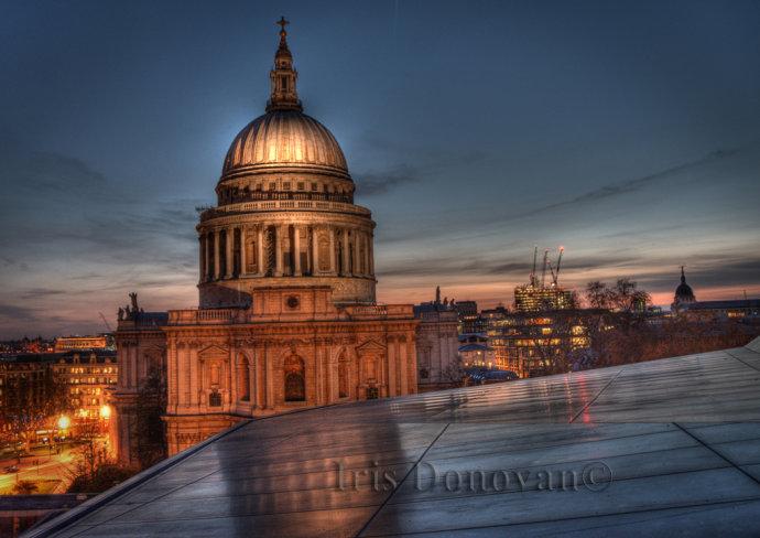 Reflection On St Pauls
