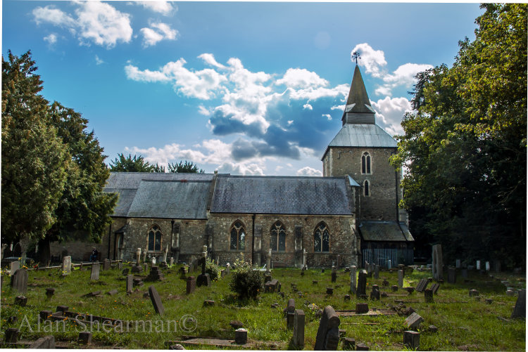 St Laurence Church Upminster