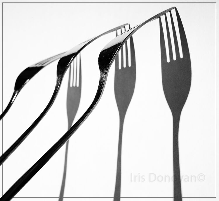 Trio Of Forks