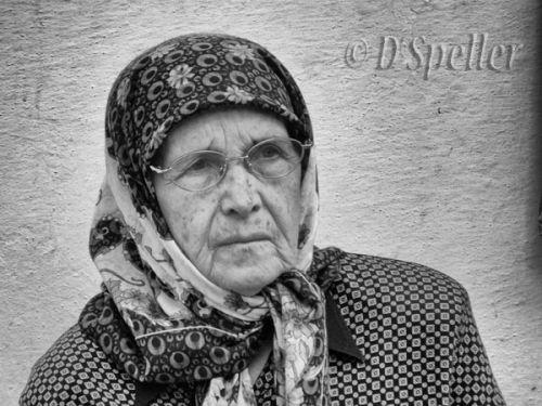 Turkish lady