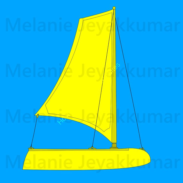 3 Hultimate with Sail Kit