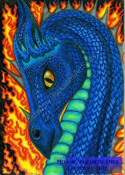 Embers the fire dragon
